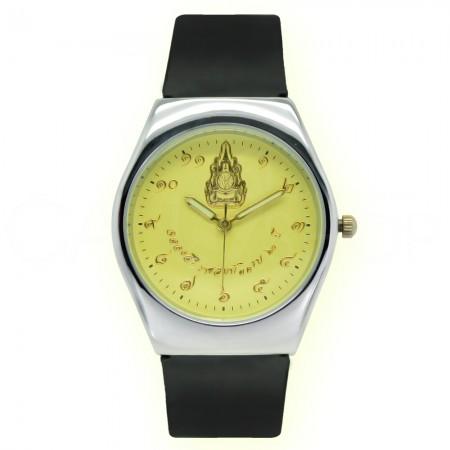 นาฬิกาข้อมืออัลลอยย์ ผลิตขึ้นเนื่องในโอกาสครองราชย์ครบรอบ 60 ปี พ.ศ.2549