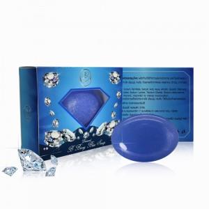 Daimond B BERRY Blue Soap บีเบอร์รี่ ไดมอนด์ บลู โซฟ