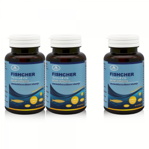 Fishcher Oil 2แถม1