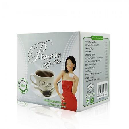 p prosrim coffee plus พี - โปรสลิม คอฟฟี่พลัส
