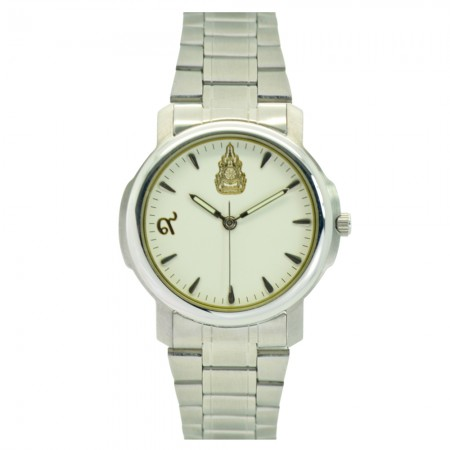 นาฬิกาข้อมือสแตนเลสชาย ผลิตขึ้นเนื่องในโอกาสครองราชย์ครบรอบ 60 ปี พ.ศ.2549
