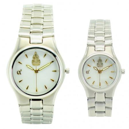 นาฬิกาข้อมือสแตนเลส ชุด4 ผลิตขึ้นเนื่องในโอกาสครองราชย์ครบรอบ 60 ปี พ.ศ.2549