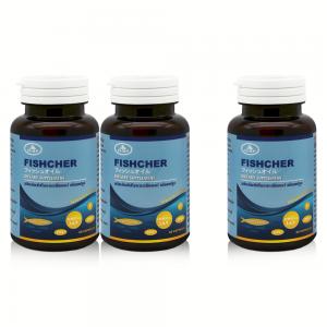 Fishcher Oil 2แถม1