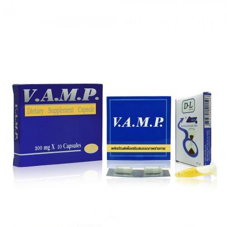 V.A.M.P. แวมป์ 10 แคปซูล เซต 1
