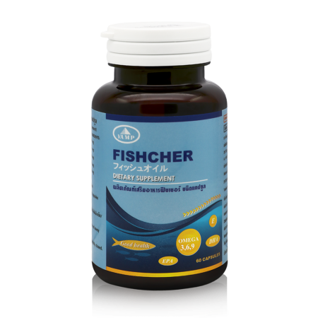 Fishery oil魚油